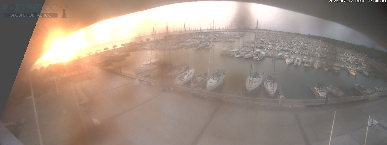 webcam port medoc